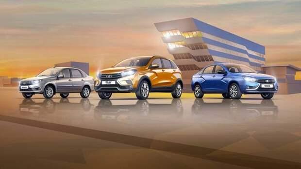 АВТОВАЗ выпустит в России четыре новые модели Lada до 2025 года