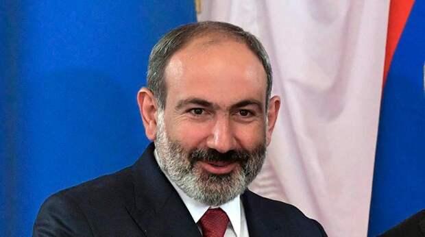 Пашиняна выгнали из города на юге Армении