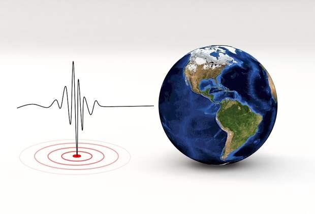 Землетрясение магнитудой 5,4 произошло в Кемеровской области