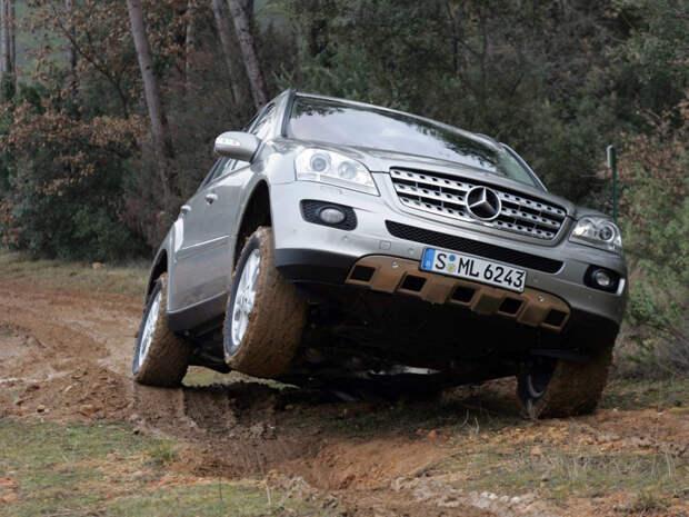 Как купить дешевый Mercedes-Benz ML с пробегом и не пожалеть об этом