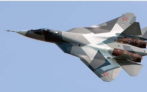 Стало известно, когда подпишут первый контракт на поставку истребителей Су-57