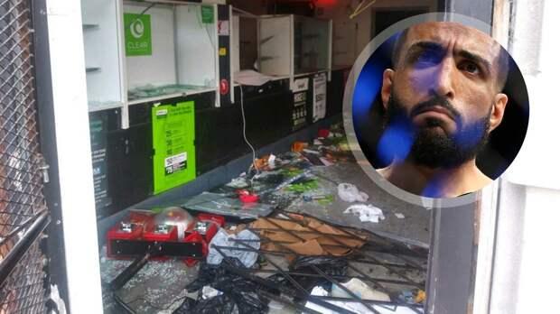 ВСША разгромили магазин отца бойца UFC Мухаммада. Онпонимает вандалов иговорит осмертной казни для полицейских