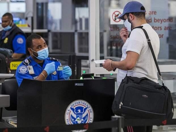 Власти Британии и США ищут возможность осуществлять авиаперелеты между странами, избегая необходимости соблюдать 14-дневный карантин