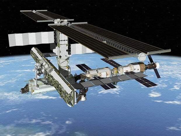 ЧП в космосе, разгерметизация российского блока на МКС