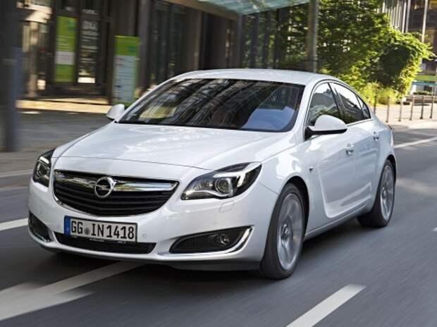 В 2015-м у Opel Insignia появится новый турбодизель 2.0