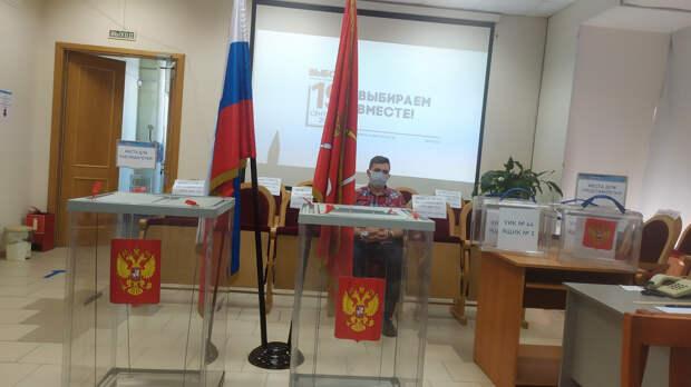 Второй день голосования на выборах в Госдуму начался в России