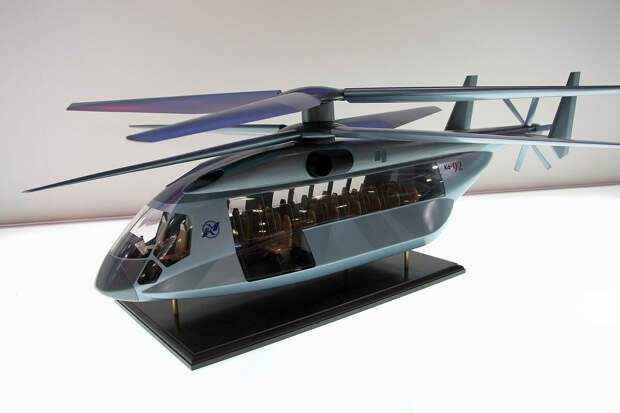 Каким может быть будущий ударный вертолёт