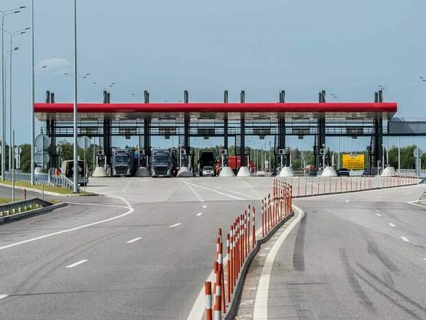 Минтранс намерен изменить правила проезда по платным дорогам
