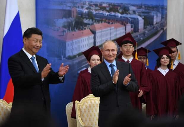 Россия – Китай: солидарность в новую эру