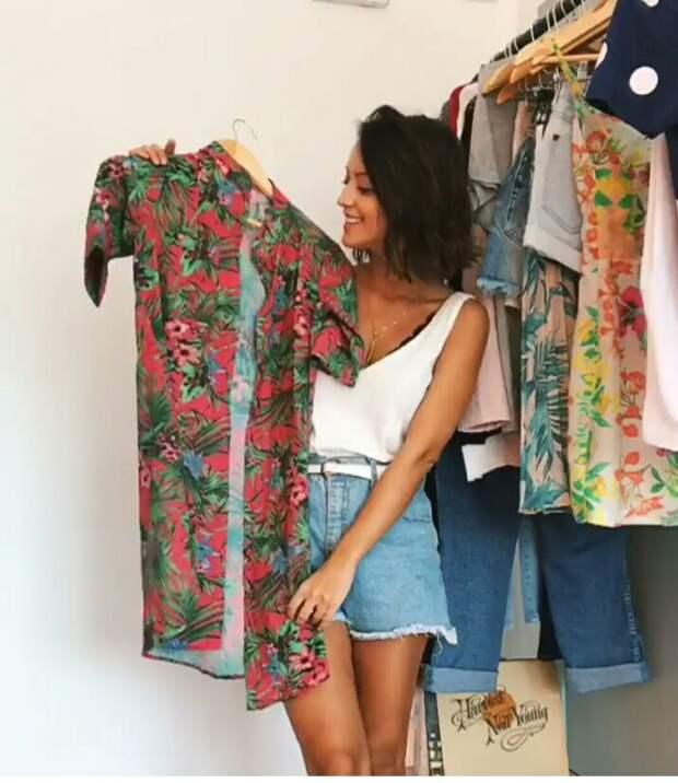 Несколько способов носить отпускное платье