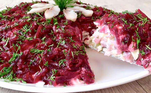 Заменяем шубу Норвежским Капризом: салат сделать проще, а получается вкуснее