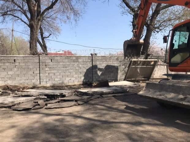 Новый сквер с аллеей спасателей появится в Алматы