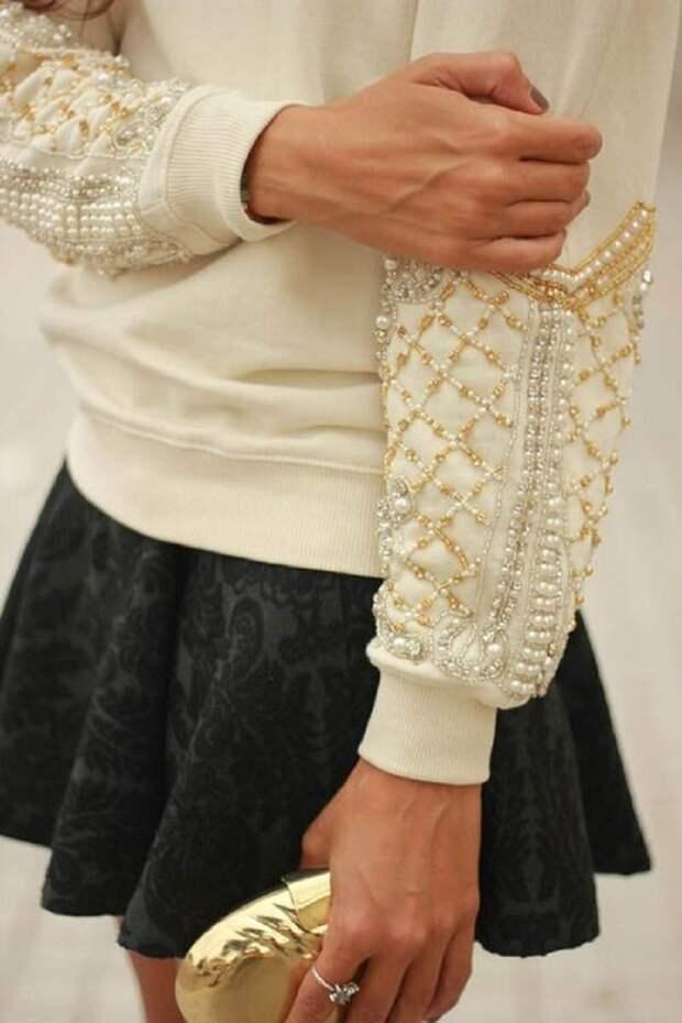 необычные свитера
