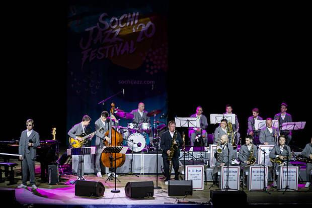 В Сочи открылся джазовый фестиваль Игоря Бутмана: программа мероприятий