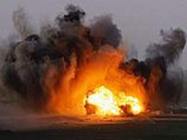 ВВС ЦАХАЛа нанесли ответный удар по сектору Газы