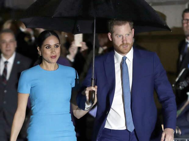 Принц Гарри и Меган Маркл получили знак примирения от королевской семьи
