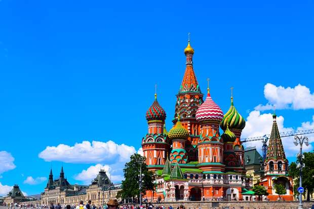 Москва /Фото: pixabay.com