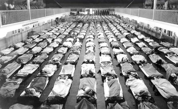 Как 100 лет назад человечество чуть не погибло