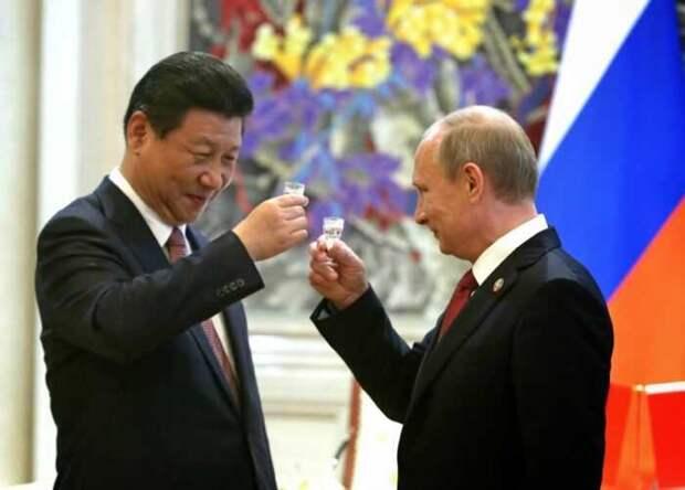 Россия и Китай в отношениях с США переходят от обороны к контратаке