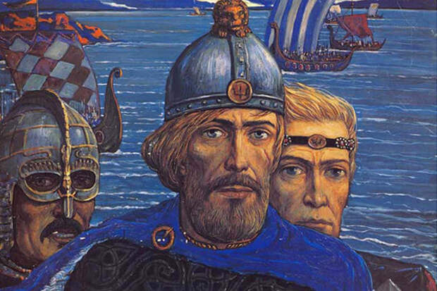 Кем был Рюрик: шведом, аланом или чеченцем