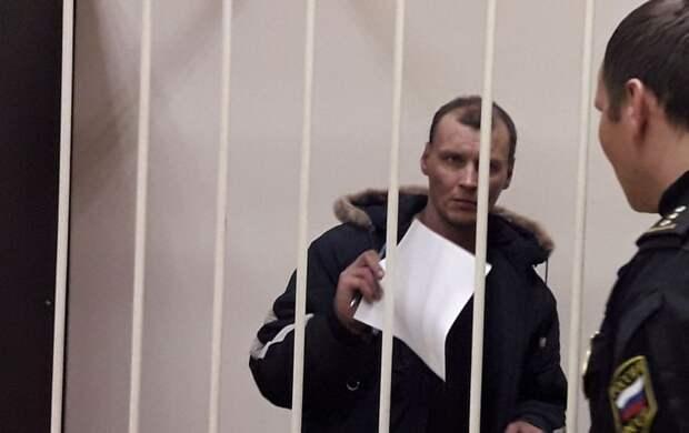 """Организатор взрыва в петербургском """"Перекрёстке"""" отправится в психлечебницу"""