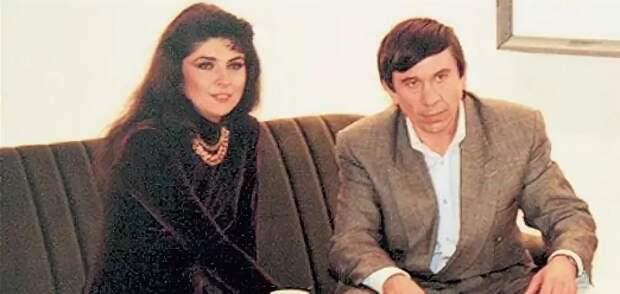 Виктория Руффо и Леня Голубков