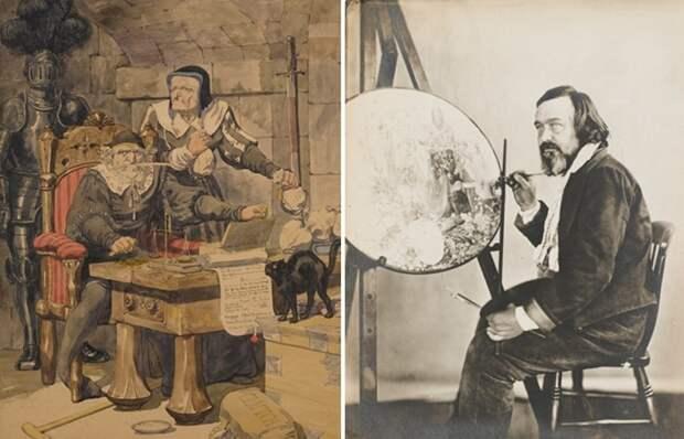 Шедевры из психбольницы и другие малоизвестные факты о художнике Дадде, который 40 лет провёл в «жёл
