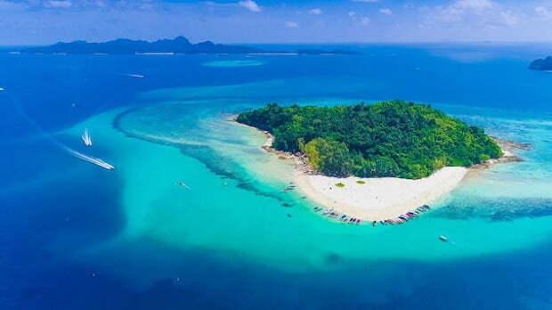 Остров Бамбу | Тропик Тур