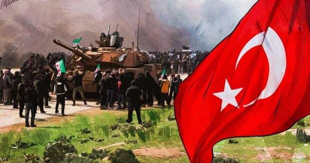 Турецкая армия испытывает проблемы при зачистке трассы М4 в Идлибе