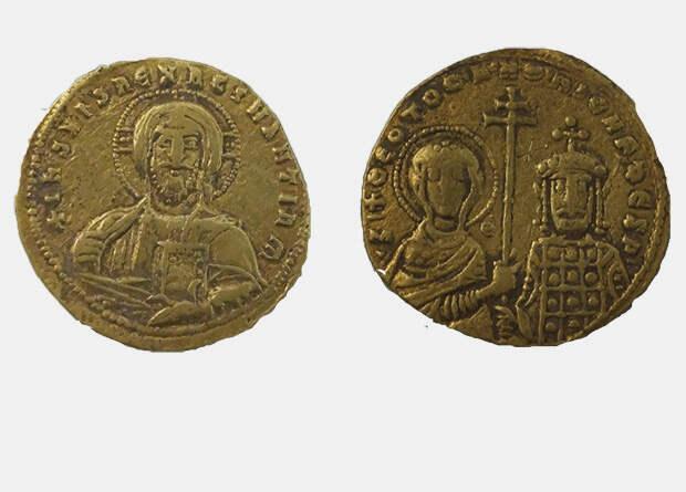 В Краснодарском крае нашли клад с византийскими золотыми монетами