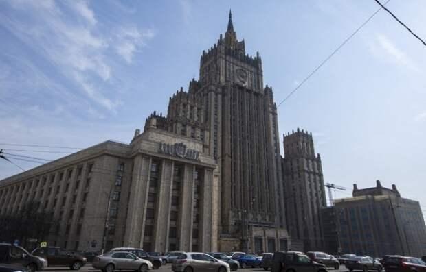 """МИД РФ: """"жонглирование"""" США санкциями не заставит Россию изменить свою позицию"""