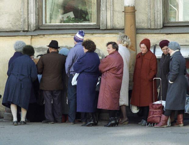 Почему россияне хотят «назад в СССР»?