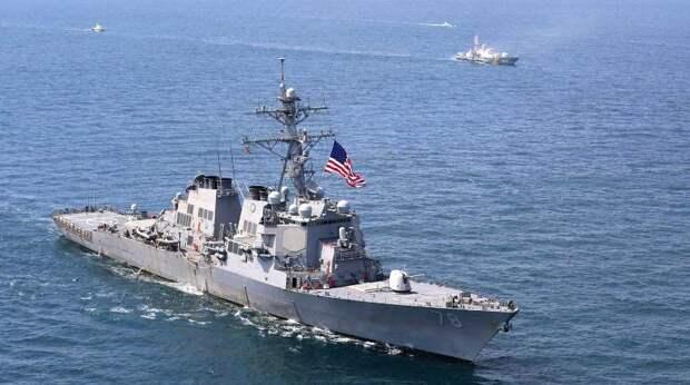"""""""Еще один намек"""": учения НАТО в Черном море сочли сигналом для России"""