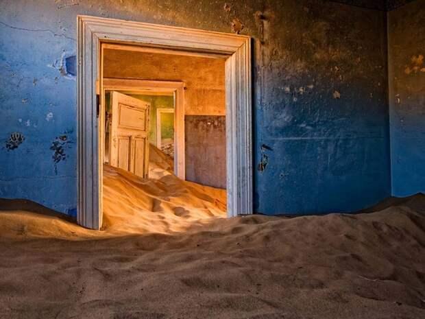 The 33 Most Beautiful Abandoned Places In The World 2 Самые красивые заброшенные места в мире