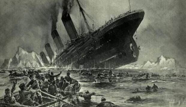 Титаник накренился   Продолжение проекта «Русская Весна»