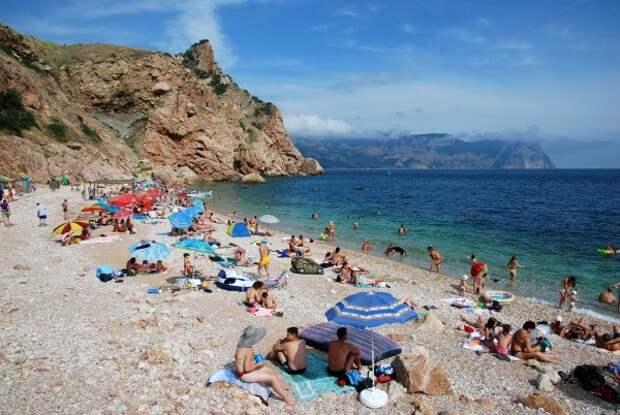 В Крыму продолжает расти туристический поток