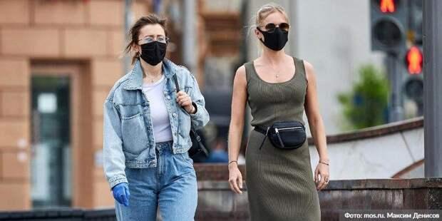 Магазин Adidas на западе Москвы оштрафуют за нарушение антиковидных мер