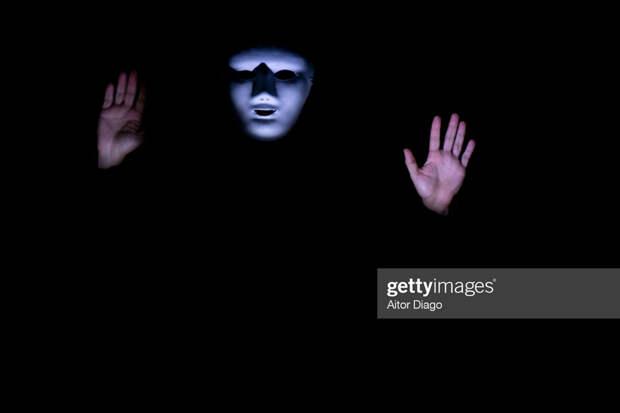 Mask+Hands