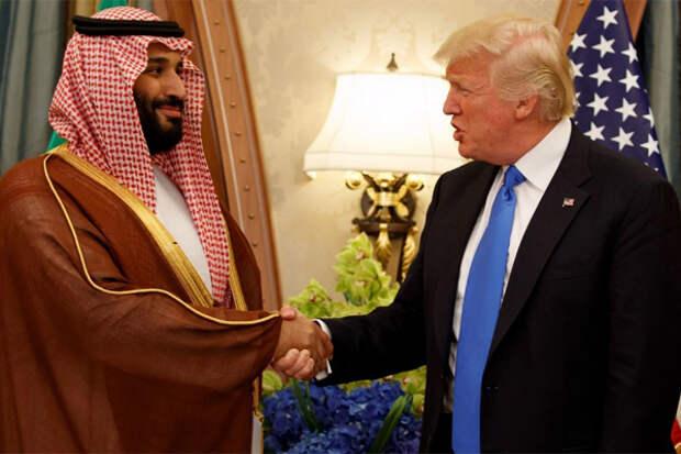 Альянс США Саудовская Аравия