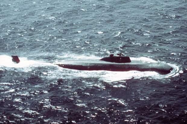 Инцидент в Японском море