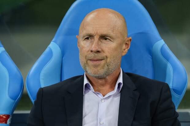 Тренер «Сочи» прокомментировал первую еврокубковую победу команды