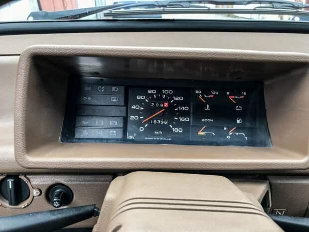 18369 километров за 31 год: неплохие показатели авто, автомобили, ваз, ваз 2109, капсула времени, олдтаймер, ретро авто