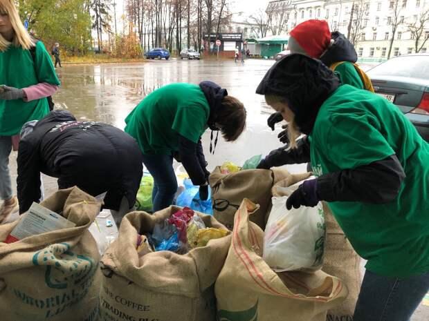 В Ижевске состоится экологическая акция «Разделяйка»