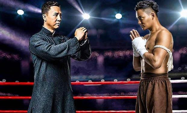 Гуру превратил вин чун в приемы защиты и вышел на тренировку к боксеру