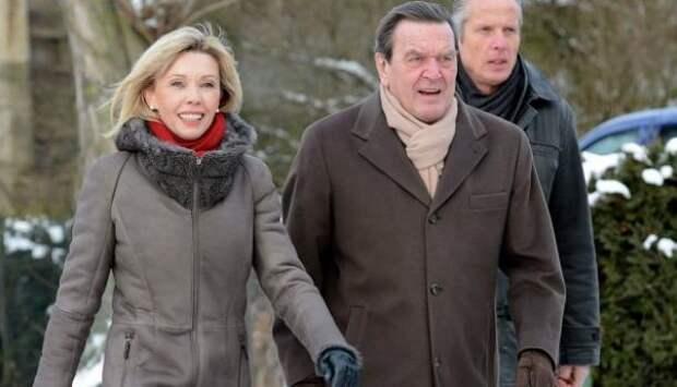 Солидарна с экс-супругом: Бывшая жена Шредера заявила, что Крым никогда не будет отдан Украине | Продолжение проекта «Русская Весна»