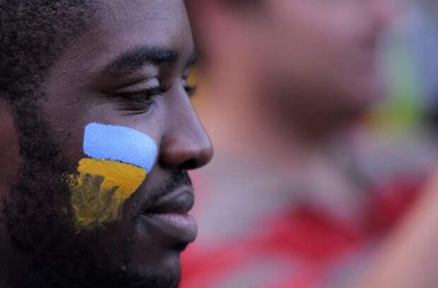 Юлия Витязева: чем украинцы хуже африканцев?