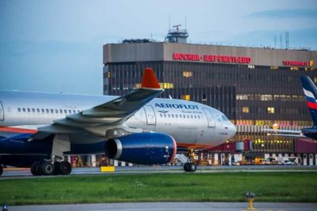 """Аэрофлот"" возобновил полёты в Казахстан, Азербайджан, Армению и Индию"