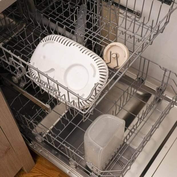 Самые неожиданные вещи, которые можно мыть в посудомоечной машине