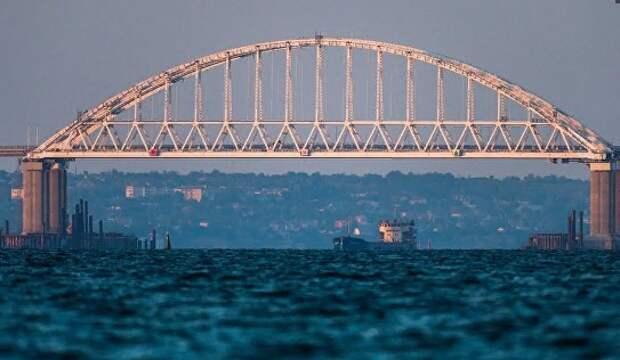 """В Киеве заявили о """"проблемах"""" России с Крымским мостом"""
