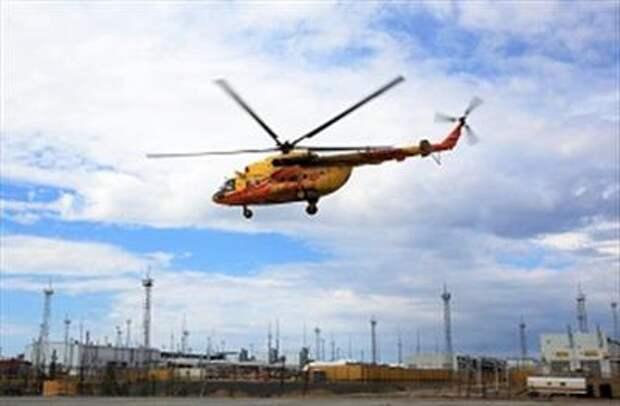 """""""Роснефть"""" начинает авиасообщение из аэропорта Норильска в рамках проекта """"Восток Ойл"""""""